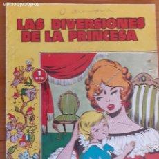 Tebeos: COLECCIÓN LINDAFLOR Nº 127. LAS DIVERSIONES DE LA PRINCESA. TORAY. NORMAL ESTADO. Lote 268879699