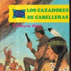 Tebeos: CAZADORES DE CABELLERAS Nº 22 - T. MAYNE REID - EDICIONES TORAY 1978. Lote 268881519
