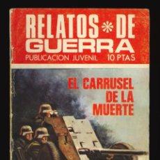 Tebeos: RELATOS DE GUERRA - TORAY / NÚMERO 203. Lote 268884819