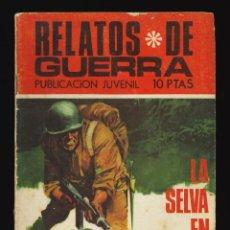 Tebeos: RELATOS DE GUERRA - TORAY / NÚMERO 206. Lote 268885334