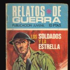 Tebeos: RELATOS DE GUERRA - TORAY / NÚMERO 217. Lote 268885849