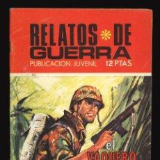 Tebeos: RELATOS DE GUERRA - TORAY / NÚMERO 223. Lote 268886164