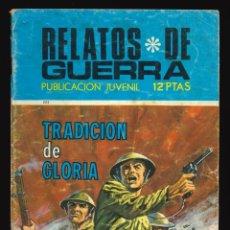 Tebeos: RELATOS DE GUERRA - TORAY / NÚMERO 225. Lote 268886329