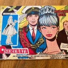 Tebeos: ¡LIQUIDACION TEBEO FEMENINO! - PEDIDO MINIMO 5 EUROS - SERENATA Nº 54 - TORAY / ORIGINAL - GCH. Lote 269041493