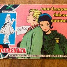 Tebeos: ¡LIQUIDACION TEBEO FEMENINO! - PEDIDO MINIMO 5 EUROS - SERENATA Nº 62 - TORAY / ORIGINAL - GCH. Lote 269041843