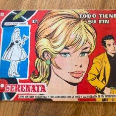 Tebeos: ¡LIQUIDACION TEBEO FEMENINO! - PEDIDO MINIMO 5 EUROS - SERENATA Nº 75 - TORAY / ORIGINAL - GCH. Lote 269043803