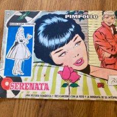 Tebeos: ¡LIQUIDACION TEBEO FEMENINO! - PEDIDO MINIMO 5 EUROS - SERENATA Nº 81 - TORAY / ORIGINAL - GCH. Lote 269044093