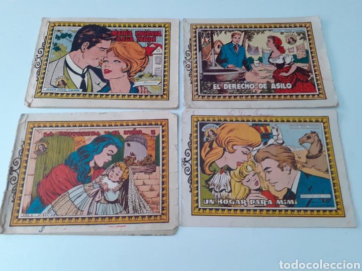 Tebeos: LOTE DE 13 COMICS AZUCENA. REVISTA JUVENIL FEMENINA. EDICIONES TORAY. AÑOS 60.VER FOTOS. - Foto 4 - 269116328
