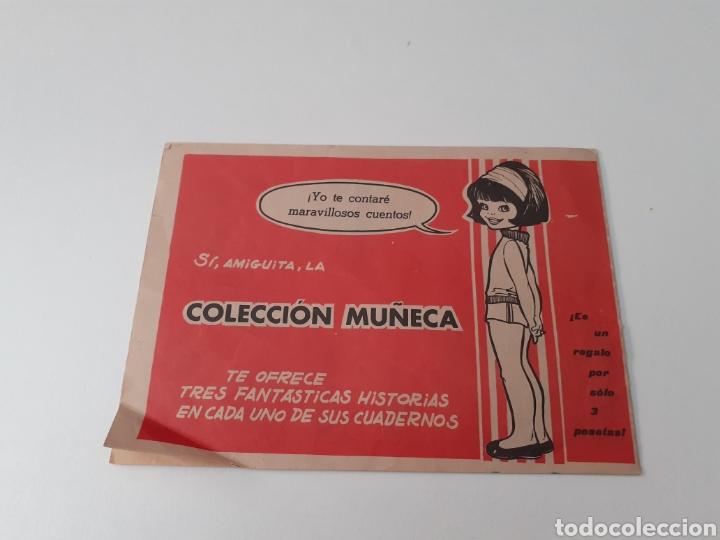 Tebeos: LOTE DE 13 COMICS AZUCENA. REVISTA JUVENIL FEMENINA. EDICIONES TORAY. AÑOS 60.VER FOTOS. - Foto 9 - 269116328