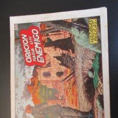 Tebeos: HAZAÑAS BELICAS (1950, TORAY) -2ª- 168 · 16-XI-1956 · ORACION PARA UN ENEMIGO. Lote 269350508