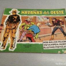 Tebeos: HAZAÑAS DEL OESTE Nº 7 / TORAY ORIGINAL. Lote 269449968