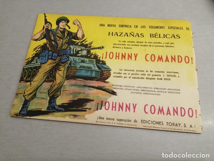 Tebeos: HAZAÑAS DEL OESTE Nº 25 VERDE / TORAY ORIGINAL - Foto 2 - 269451268