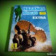 BDs: HAZAÑAS BELICAS EXTRA - TOMO 4,196 PGS. CONTIENE Nº -10, 11, 12-EXCELENTE ESTADO. Lote 269697018