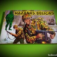 BDs: TOMO HAZAÑAS BELICAS -BOIXCAR -SIN NUMERACION-EXCELENTE ESTADO. Lote 269697653