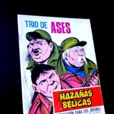 Tebeos: EXCELENTE ESTADO HAZAÑAS BELICAS 302 TORAY. Lote 271005288