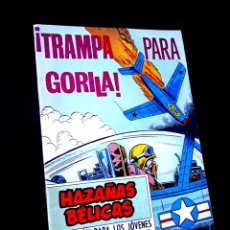 Tebeos: EXCELENTE ESTADO HAZAÑAS BELICAS 305 TORAY. Lote 271005593