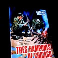 Tebeos: EXCELENTE ESTADO HAZAÑAS BELICAS 154 TORAY. Lote 271006353
