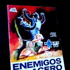 Tebeos: EXCELENTE ESTADO ENEMIGOS DE ACERO 16 TORAY. Lote 271006688