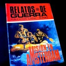 Tebeos: EXCELENTE ESTADO RELATOS DE GUERRA 199 TORAY. Lote 271009008