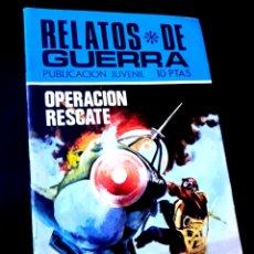 Tebeos: EXCELENTE ESTADO RELATOS DE GUERRA 202 TORAY. Lote 271009383