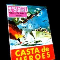 Tebeos: CASI EXCELENTE ESTADO RELATOS DE GUERRA 143 TORAY. Lote 271012658