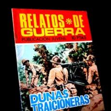 Tebeos: CASI EXCELENTE ESTADO RELATOS DE GUERRA 192 TORAY. Lote 271014048