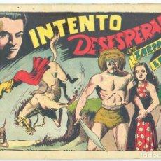 Tebeos: TORAY. ZARPA DE LEÓN. 13.. Lote 271195278