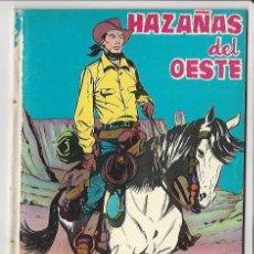 Tebeos: TORAY. HAZA�AS DEL OESTE. 117.. Lote 271211223