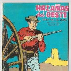 Tebeos: TORAY. HAZA�AS DEL OESTE. 99.. Lote 271211928
