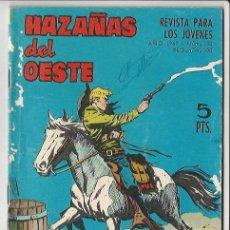 Tebeos: TORAY. HAZA�AS DEL OESTE. 138.. Lote 271211948