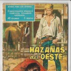 Tebeos: TORAY. HAZA�AS DEL OESTE. 4.. Lote 271244313