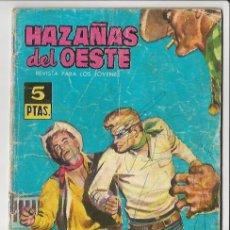 Tebeos: TORAY. HAZA�AS DEL OESTE. 77.. Lote 271244328