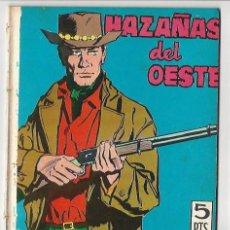 Tebeos: TORAY. HAZA�AS DEL OESTE. 103.. Lote 271244353