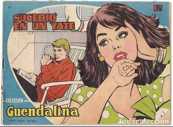 TORAY. GUENDALINA. 47. (Tebeos y Comics - Toray - Guendalina)