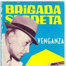 Tebeos: TORAY. BRIGADA SECRETA. 1962. 94.. Lote 271277313