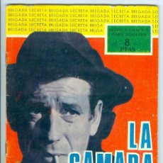 Tebeos: TORAY. BRIGADA SECRETA. 1962. 157.. Lote 271278483