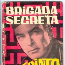 Tebeos: TORAY. BRIGADA SECRETA. 1962. 10.. Lote 271304383