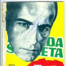 Tebeos: TORAY. BRIGADA SECRETA. 1962. 117.. Lote 271304418