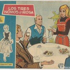 Tebeos: TORAY. ROSAS BLANCAS. 280.. Lote 271321273