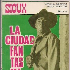 Tebeos: TORAY. SIOUX. 71.. Lote 271321963