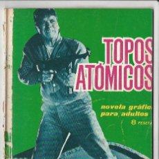 Tebeos: TORAY. ESPIONAJE. 14.. Lote 271338653