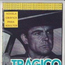 Tebeos: TORAY. ESPIONAJE. 28.. Lote 271338658