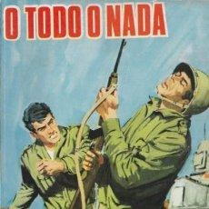 Tebeos: BOIXCAR-OBRAS COMPLETAS-HAZAÑAS BÉLICAS- Nº 20 -O TODO O NADA-1966-CORRECTO-DIFÍCIL-LEA-5046. Lote 271405443