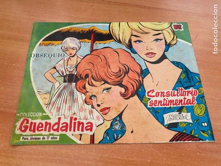 GUENDALINA Nº 1 CONSULTORIO SENTIMENTAL (TORAY ORIGINAL) (COIB201) (Tebeos y Comics - Toray - Guendalina)