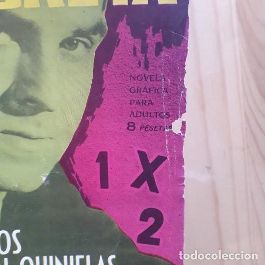 Tebeos: BRIGADA SECRETA Nº 32, CUANDO LOS LOCOS RELLENAN QUINIELAS - Foto 2 - 274204433