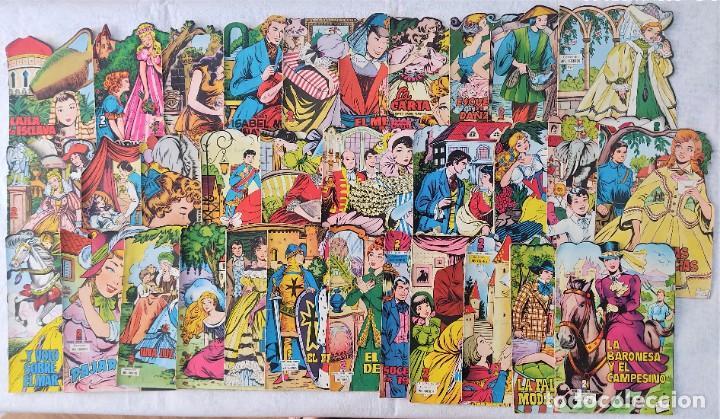 LOTE 32 TEBEOS COLECCIÓN MIS CUENTOS TROQUELADOS + ALMANAQUE PARA 1959 - EDICIONES TORAY (Tebeos y Comics - Toray - Otros)