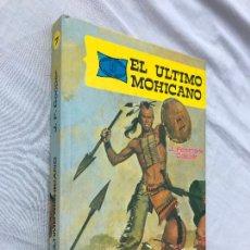 Tebeos: NOVELAS GRAFICAS CLASICAS TORAY 1964, 198 PGS Nº 7 DIBUJOS ARMANDO, EL ULTIMO MOHICANO. Lote 275762813