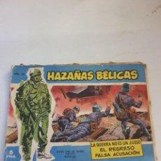 Tebeos: HAZAÑAS BELICAS Nº 70 COMIC ESTADO USADO MAS ARTICULOS NEGOCIABLE. Lote 275970333