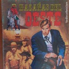 Tebeos: HAZAÑAS DEL OESTE Nº 2. G4 EDICIONES. TORAY 1987. BUENO. Lote 276389533