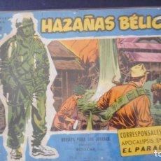 Tebeos: HAZAÑAS BELICAS EXTRA Nº 6 / C-3. Lote 276492658
